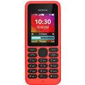 Nokia 130 Dual SIM, červená