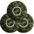 Ubiquiti kryt pro UAP-nanoHD, maskovaný motiv, 3 kusy