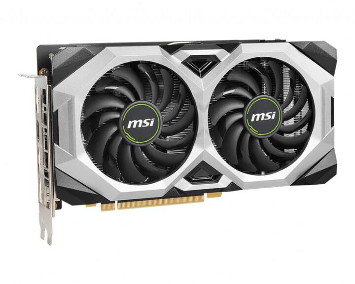 MSI GeForce GTX 1660 SUPER VENTUS OC, 6GB GDDR6