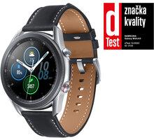 Samsung Galaxy Watch 3 45 mm LTE, Mystic Silver - SM-R845FZSAEUE