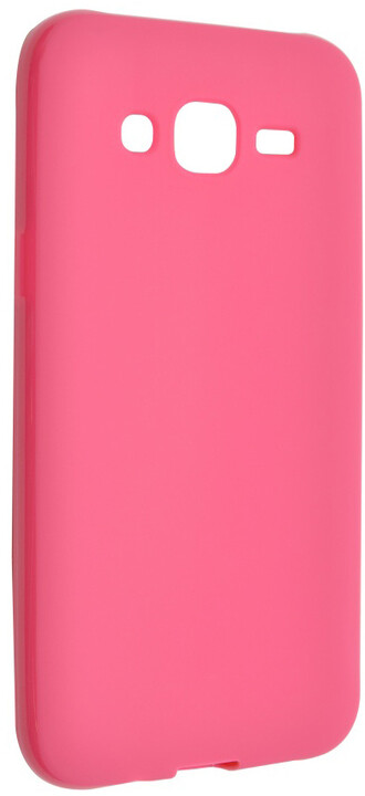 FIXED gelové pouzdro pro Samsung Galaxy J5, růžové