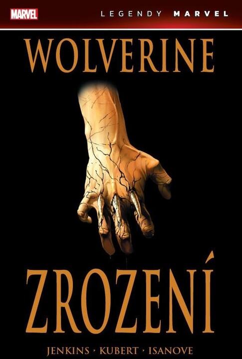 Komiks Wolverine: Zrození