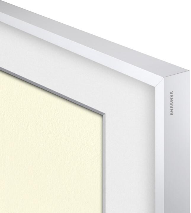 """Samsung výměnný rámeček pro Frame TV 65"""", bílá"""