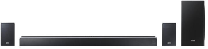 Samsung HW-Q90R, 7.1.4, černá