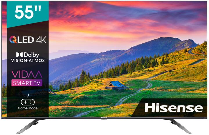 Hisense 55E76GQ - 139cm