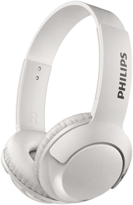 Philips SHB3075, bílá