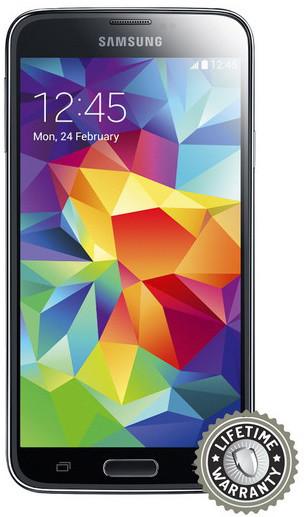 Screenshield ochrana displeje Tempered Glass pro Samsung Galaxy S5 (SM-G900)