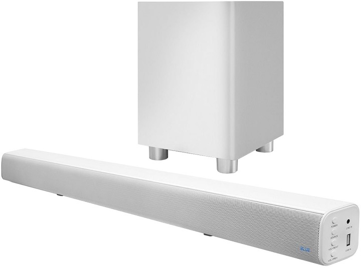 Pure Acoustics SBW-175, bílá