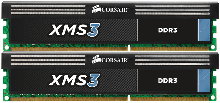Corsair XMS3 16GB (2x8GB) DDR3 1333