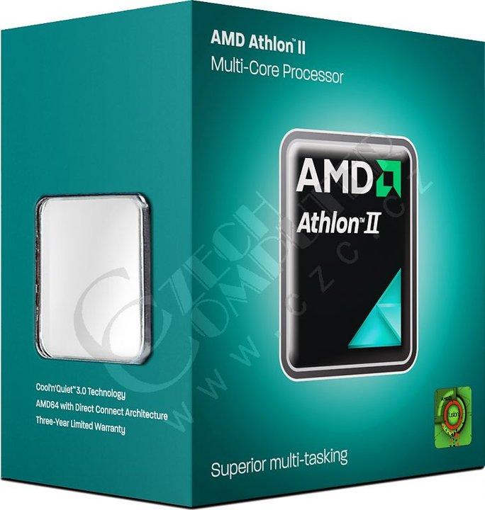 AMD Athlon II X3 440 (ADX440WFGMBOX)