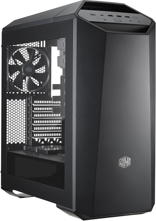 CoolerMaster MasterCase Maker 5, okno, černá