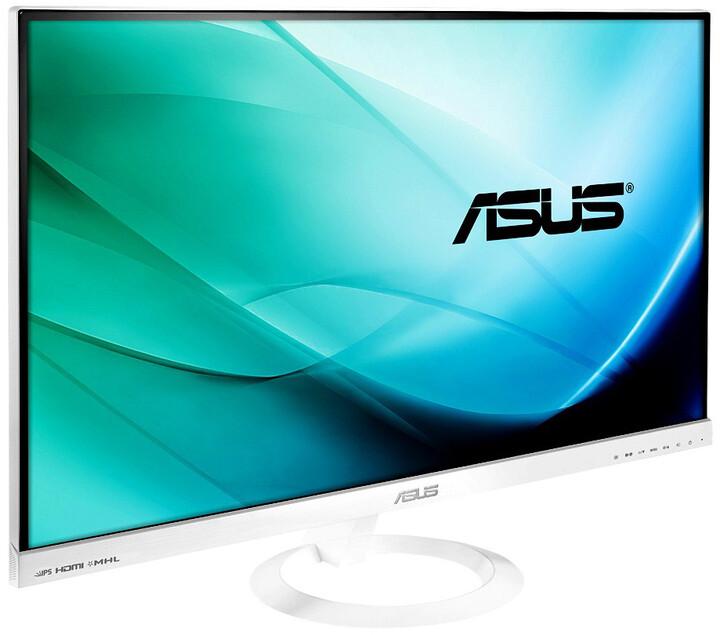 "ASUS VX279H-W - LED monitor 27"""