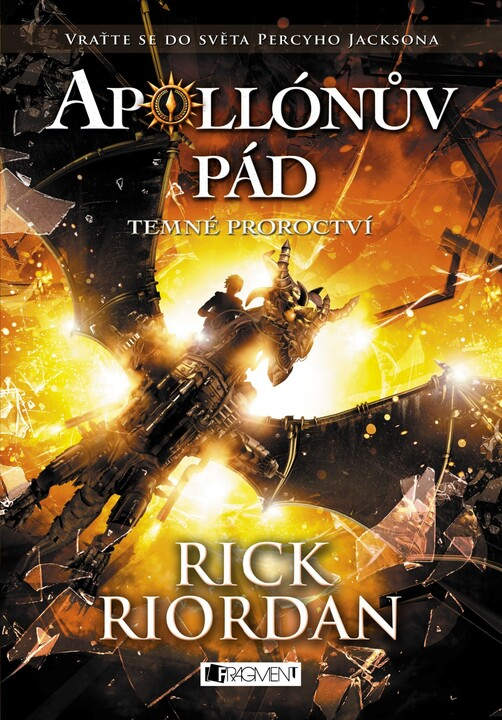 Apollónův pád - Temné proroctví, 2.díl