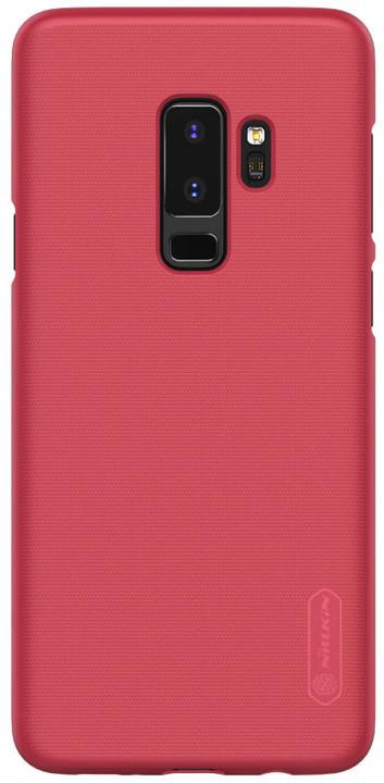 Nillkin Super Frosted zadní kryt pro Samsung G965 Galaxy S9 Plus, Red