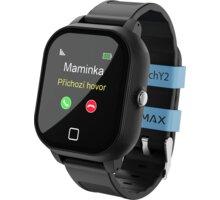 LAMAX WatchY2 Black - dětské smart watch - 777931