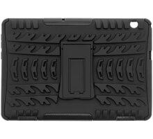 Tactical Stand TPU kryt pro Huawei MediaPad T5 10, černá - 2446040