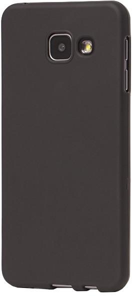 EPICO pružný plastový kryt pro Samsung Galaxy A3 (2016) RONNY - černý