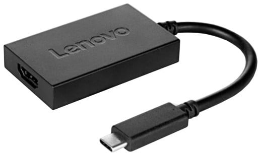Lenovo redukce USB-C to HDMI Plus Power Adapter