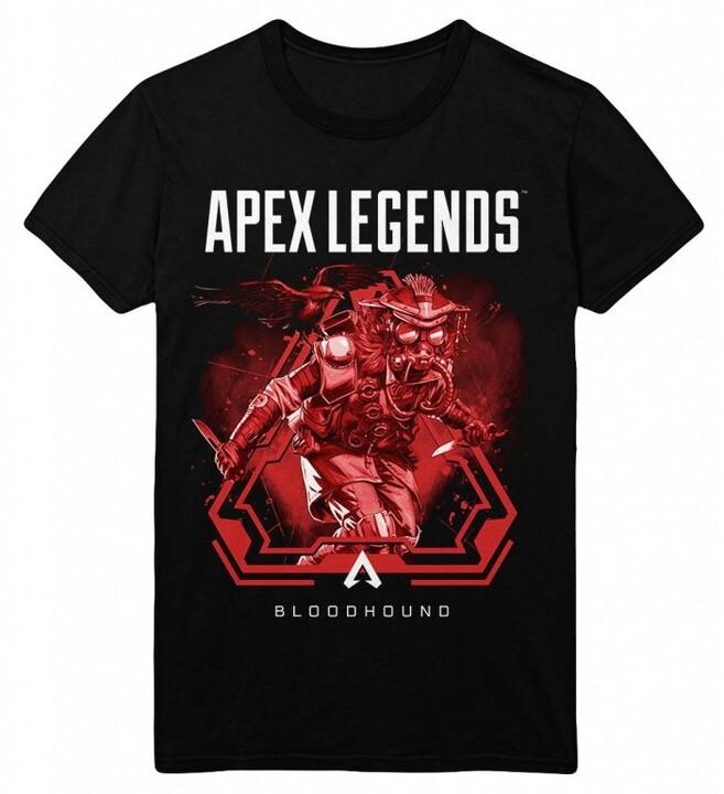 Tričko Apex Legends - Bloodhound (XXL)