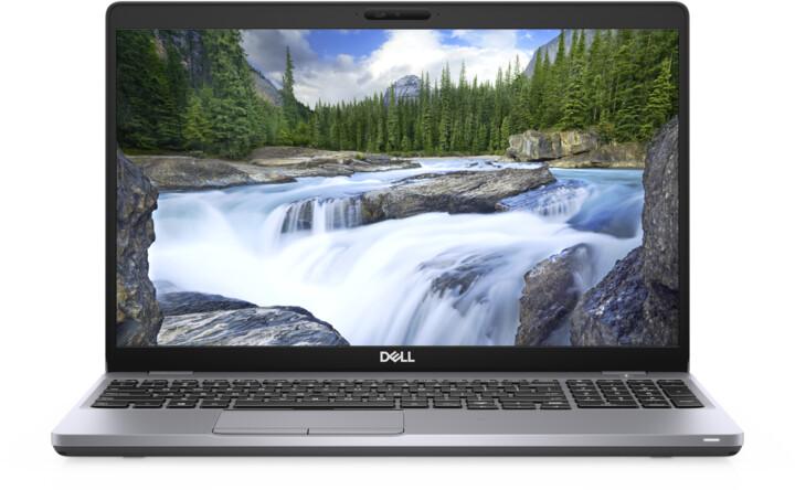 Dell Latitude 15 (5510), šedá