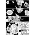Komiks Živí mrtví: Bezpečí za mřížemi, 3.díl