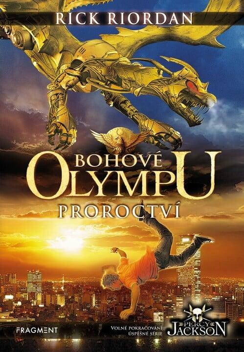 Bohové Olympu – Proroctví, 1.díl