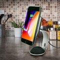 Scosche magicMOUNT magnetický držák s bezdrátovou nabíječkou na desku stolu