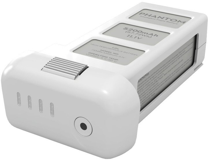 DJI akumulátor pro Phantom 2, 5200mAh, 11,1V