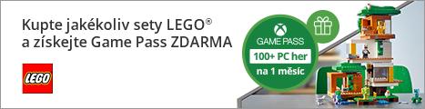 Kupte jakýkoli set Lego a získejte GP