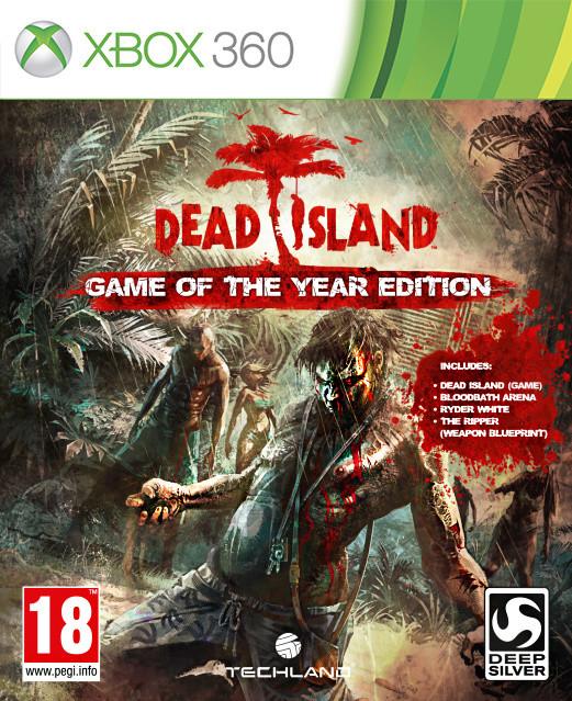 Dead Island GOTY - X360