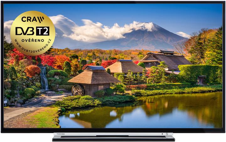 Toshiba 43L3763DG - 109cm