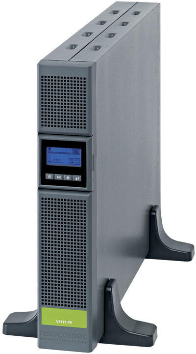 Socomec Netys PR 1700, 1350W, USB, RS232, EPO