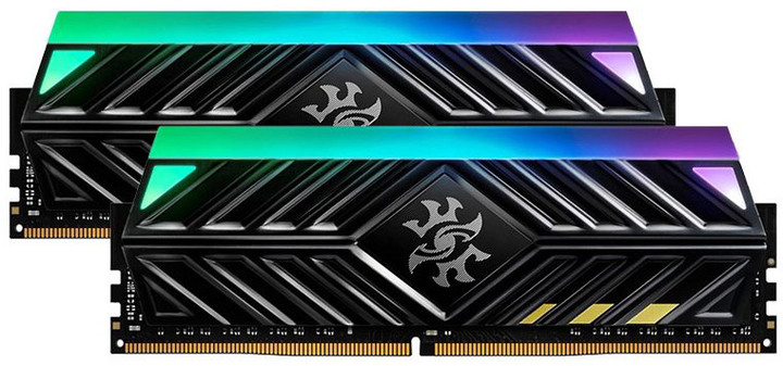 ADATA XPG SPECTRIX D41 16GB (2x8GB) DDR4 3200, wolframová