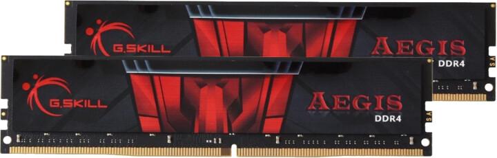 G.SKill Aegis 16GB (2x8GB) DDR4 3000