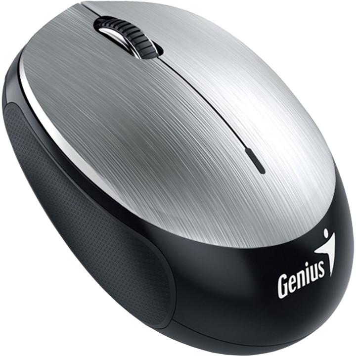 Genius NX-9000BT, stříbrná