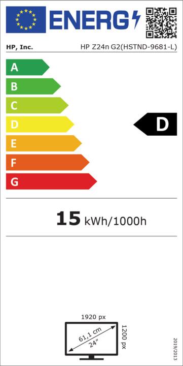 Energetický štítek D