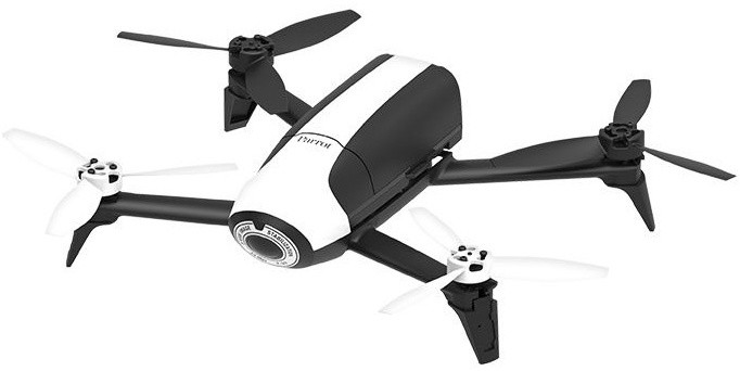 Parrot Parrot Bebop Drone 2, bílá