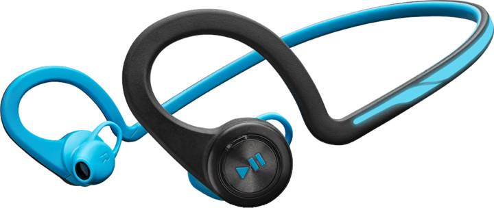 Plantronics Backbeat FIT, modrá