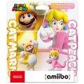 Figurka amiibo - Cat Mario & Cat Peach