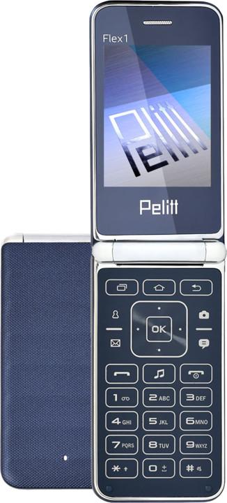 Pelitt Flex 1, modrá