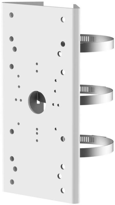 WhiteBox WBA-1275-SUS, vertikální držák pro kameru, bílá