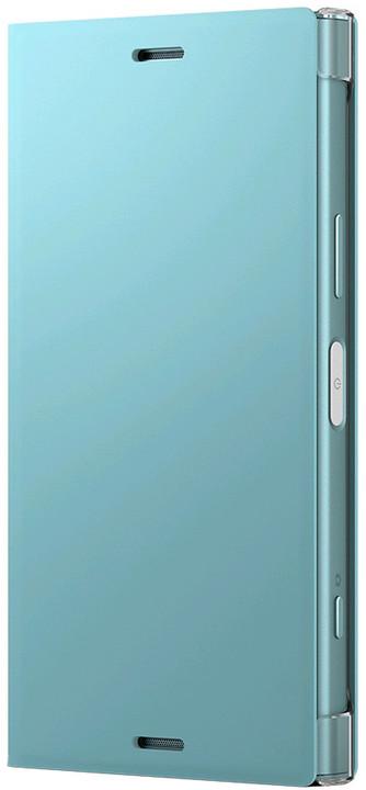 Sony Style Cover Flip pro Xperia XZ1 Compact, modrá