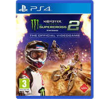Monster Energy Supercross – The Official Videogame 2 (PS4) - 8059617108922