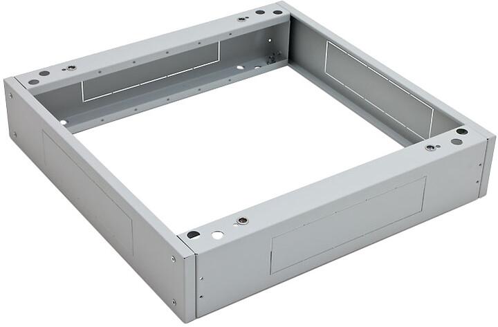 Triton podstavec pod rack RAC-PO-X69-XN, 600x900mm, s filtrem, šedý