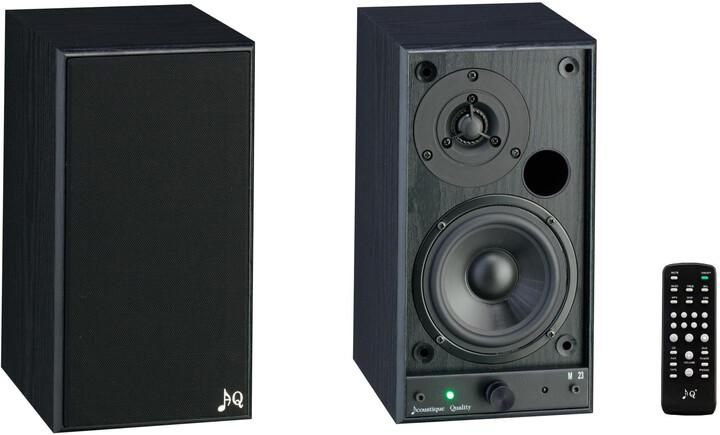 AQ M 23, černá, dálkové ovládání