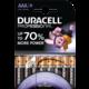 Duracell Professional AAA 2400, 8ks