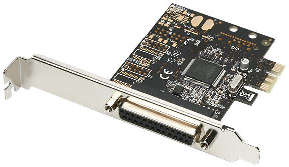 AXAGON PCI-Express adapter 1x paralel port