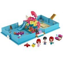 LEGO Disney Princess 43176 Ariel a její pohádková kniha dobrodružství