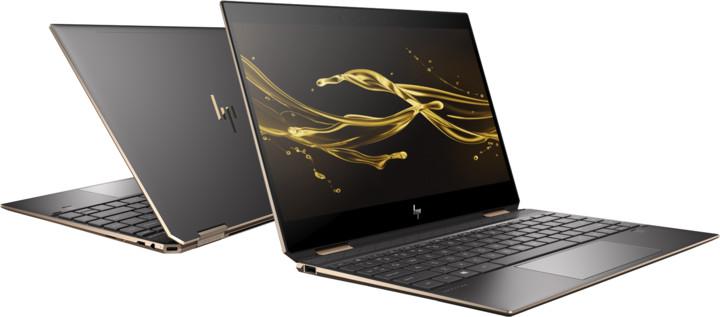 HP Spectre x360 13-ap0000nc, popelavě stříbrná