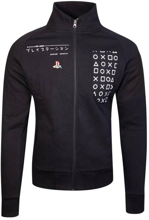 Mikina PlayStation - Tech19 (XXL)